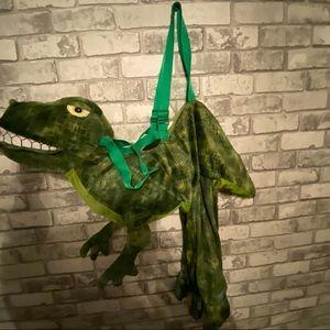 Dinosaur Ride-On Child Costume